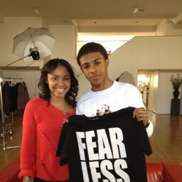 Diggy Simmons for Fearless Magazine