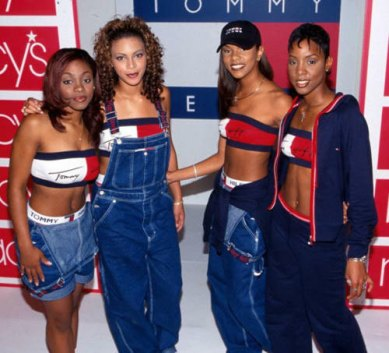 Destinys Child Tommy H Campaign